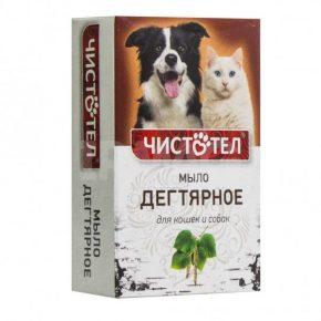Мыло от блох для кошек и собак